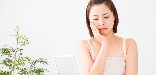 「肌荒れの症状とは何か?」の画像検索結果