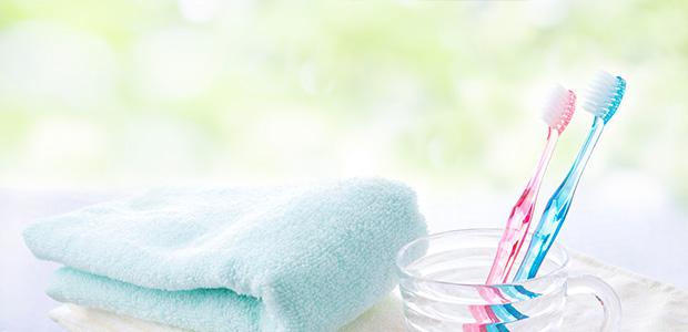 口臭の予防/治療法