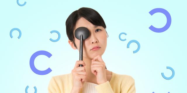 視力低下はなぜ起こる?仕組みと対策を知りたい!