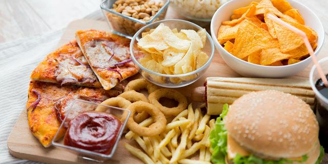 食の欧米化のメニュー
