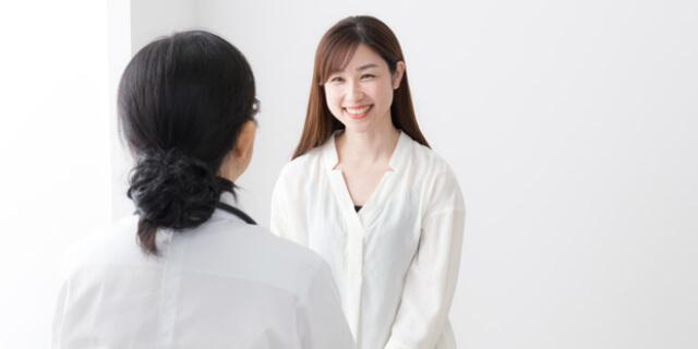 医師への相談
