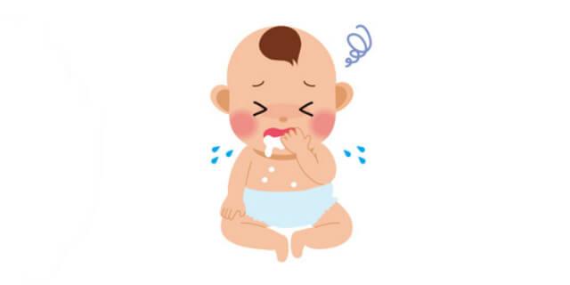 赤ちゃん発熱の原因