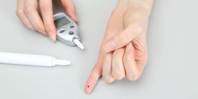 血糖値を測る