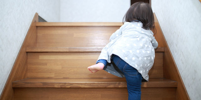 乳幼児の家庭内事故
