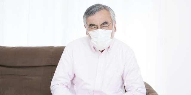 インフルエンザの高齢者