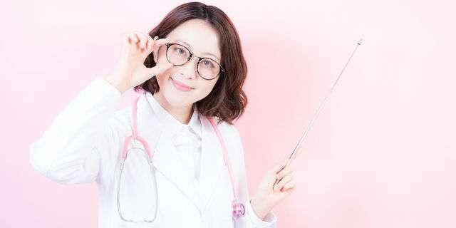合うメガネを教える眼科医