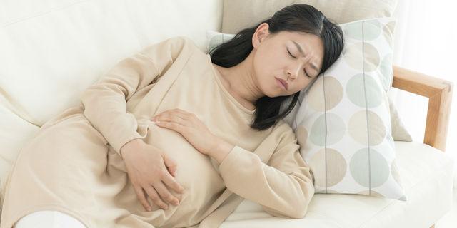 妊婦の体調不良