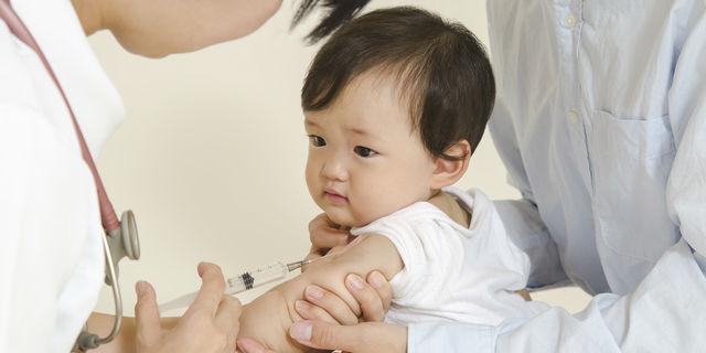 赤ちゃんのインフルエンザ予防接種