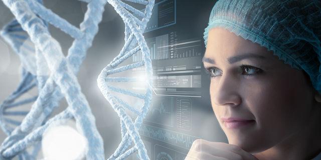 遺伝子の活性化