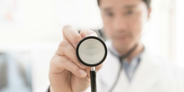 内科の診察
