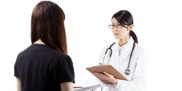 心療内科でのカウンセリング