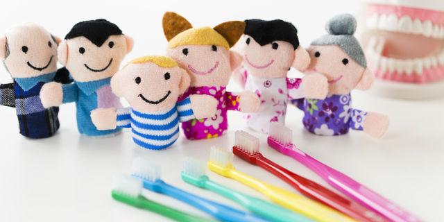 高齢者や子どもの歯ブラシの選び方