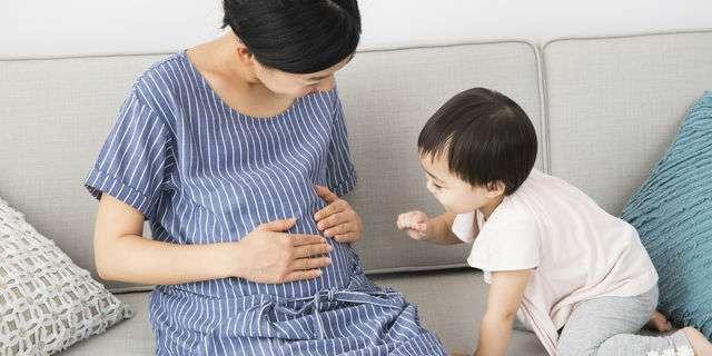 二人目の妊娠