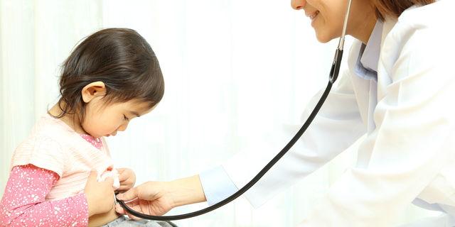 小児科で受診