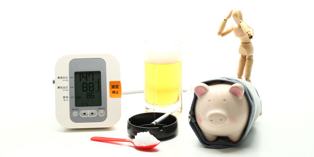 高血圧・禁煙予防