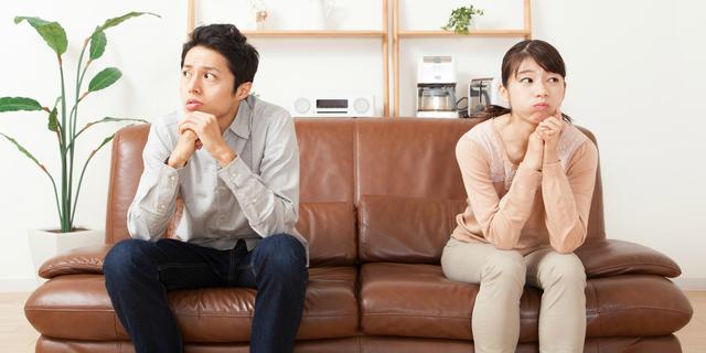 主人在宅ストレス症候群について考える夫婦