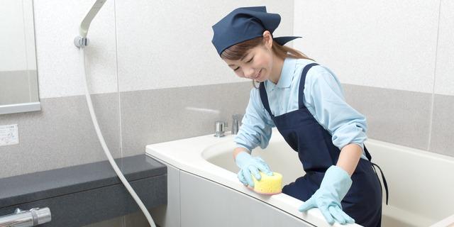 掃除好きの女性