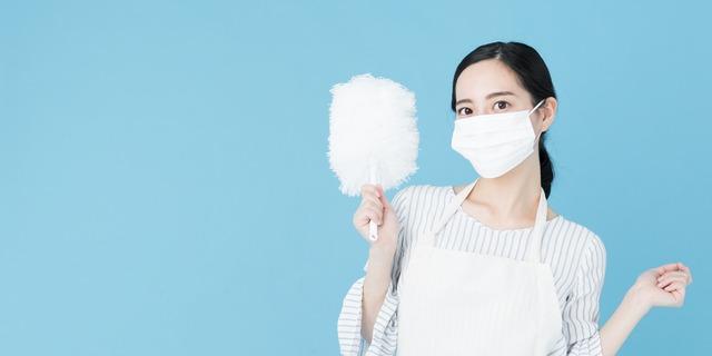 アレルギー性鼻炎を気にする女性