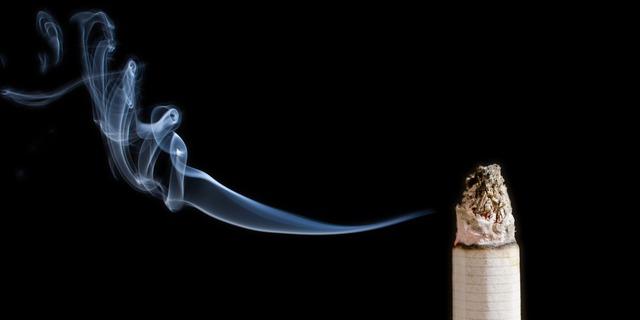 たばこの煙
