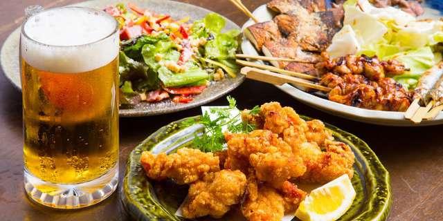 胃腸に負担をかける食べ物