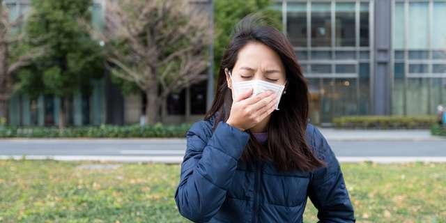 寒くなってきた時期の咳に注意