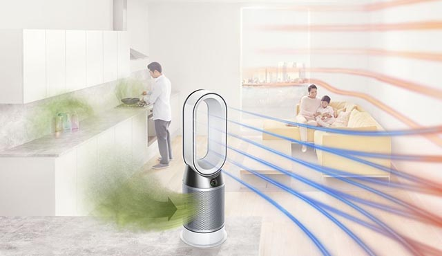 Dyson Pure Hot + Cool™空気清浄ファンヒーター