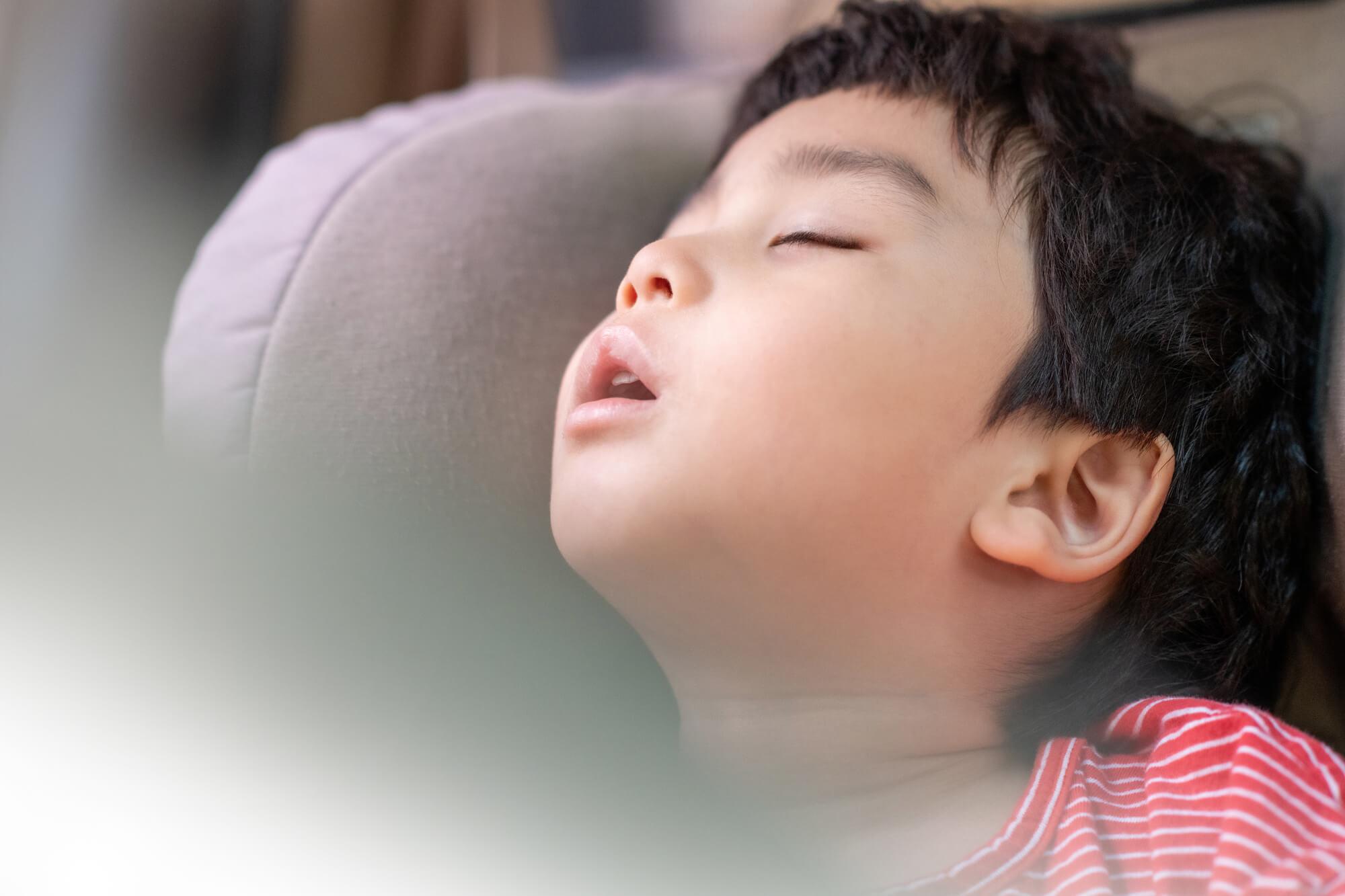 発達障害のある子どもの睡眠障害
