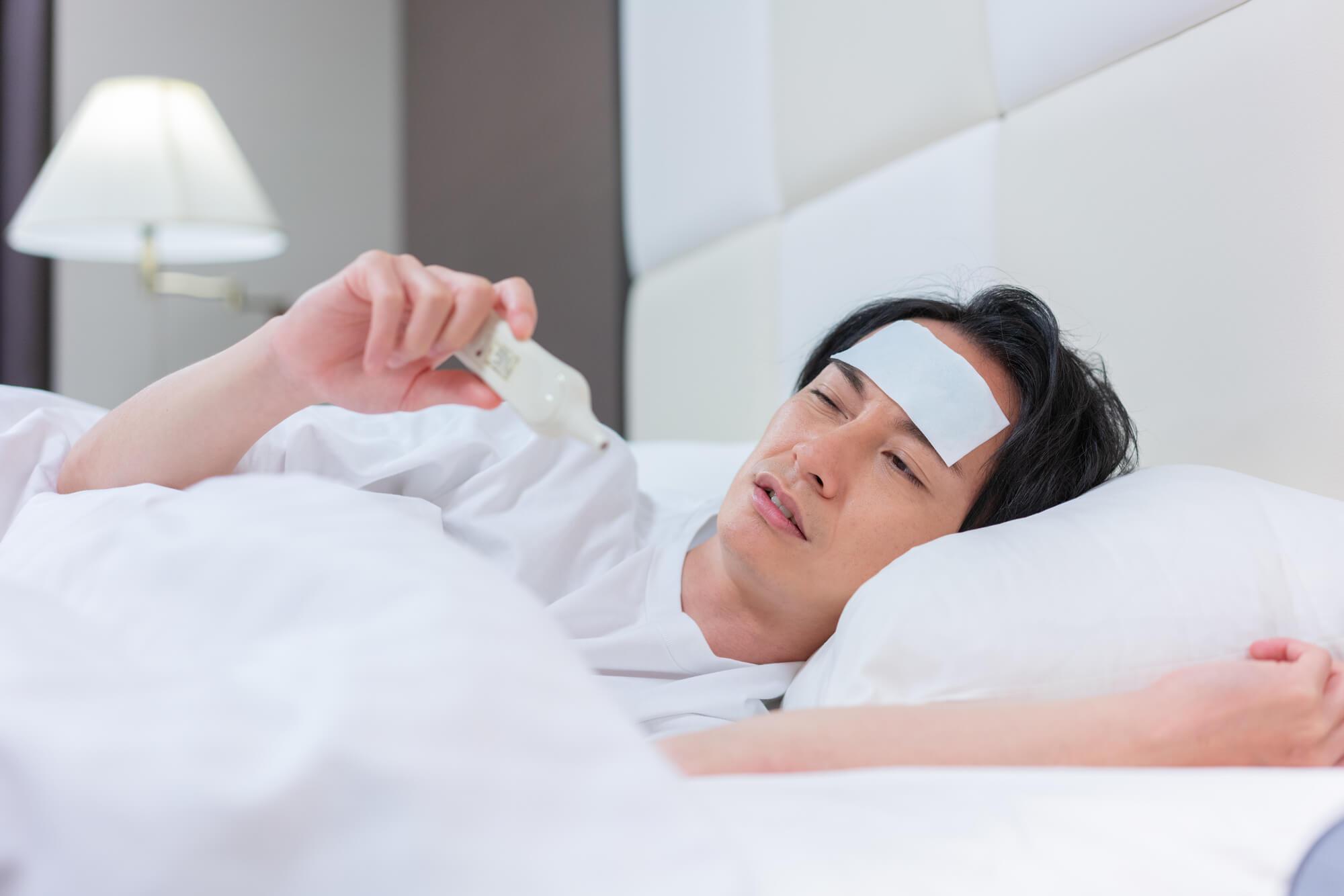 急性・慢性副鼻腔炎の症状