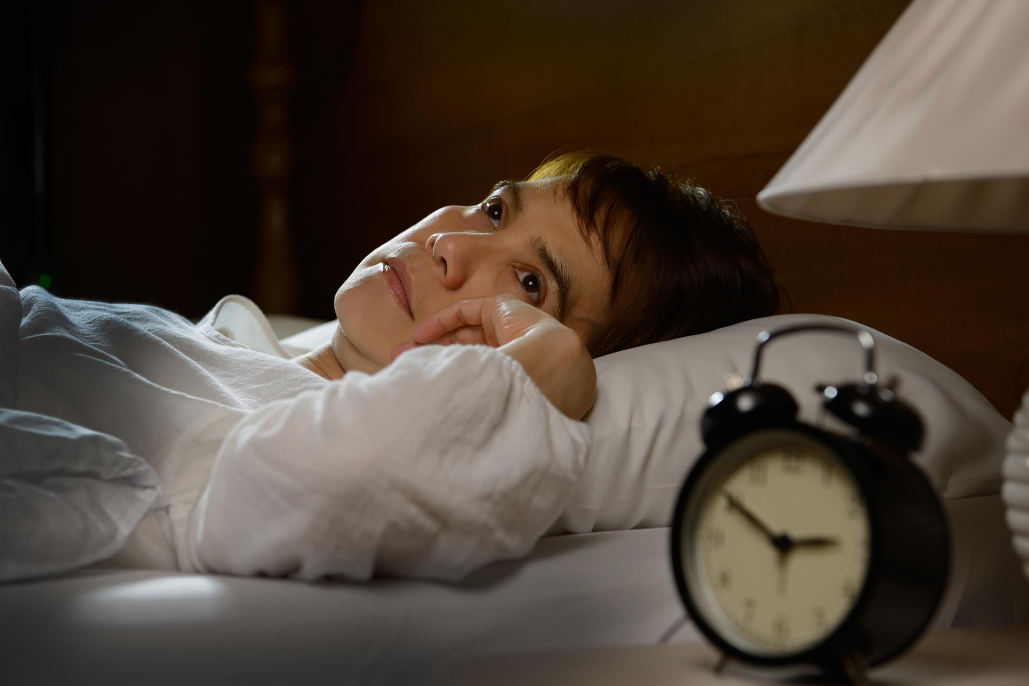 不眠症の症状
