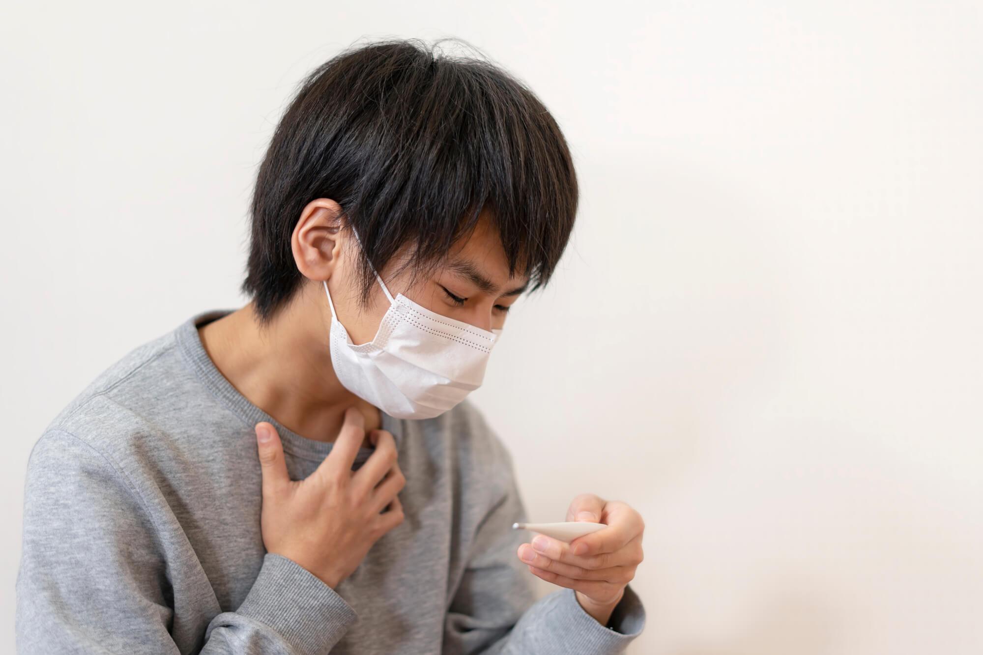 新型コロナ後遺症の症状