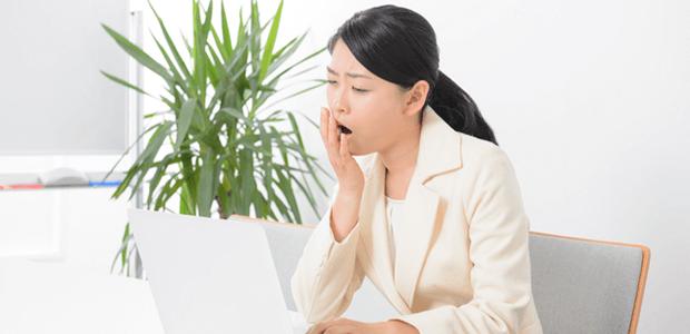 その眠気、血糖値のせいかも? 強烈な眠気を避ける食事方法を伝授!