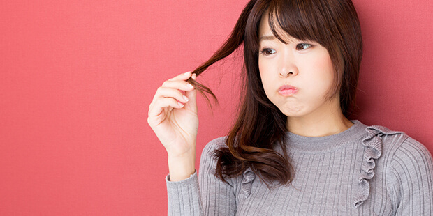 くせ毛の一種、捻転毛(ねんてんもう)、波状毛(はじょうもう)ってどんな状態!?