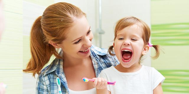 【プレママ必見!】赤ちゃんのうちから丈夫な歯にするためにできる、2つのこと