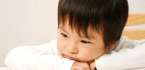 """""""幼児うつ""""が増えているってホント?その症状と原因"""