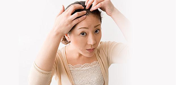 老化?病気?白髪はなぜ生える!?若白髪を改善する3つのポイント